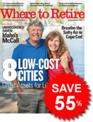 Where To Retire Magazine