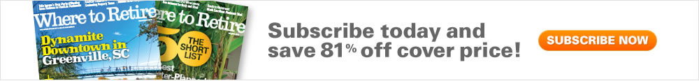 Subscribe today and save 81% off cover price!