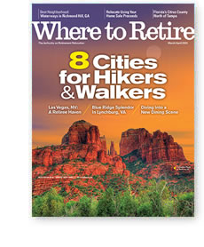 Find low cost retirement cities, read about retiring in the Florida Panhandle and learn to evaluate property taxes in our current issue.